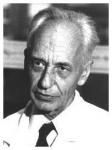Jean DAUSSET1916-2009 Immunologue français prix Nobel de médecine en 1980