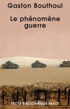 Gaston Bouthoul