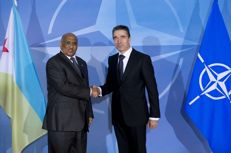 Visit to NATO by the Prime Minister of Djibouti