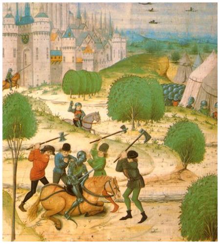 Révolte Moyen Age