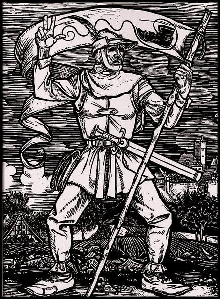 Rebelle allemand au Moyen-Age4