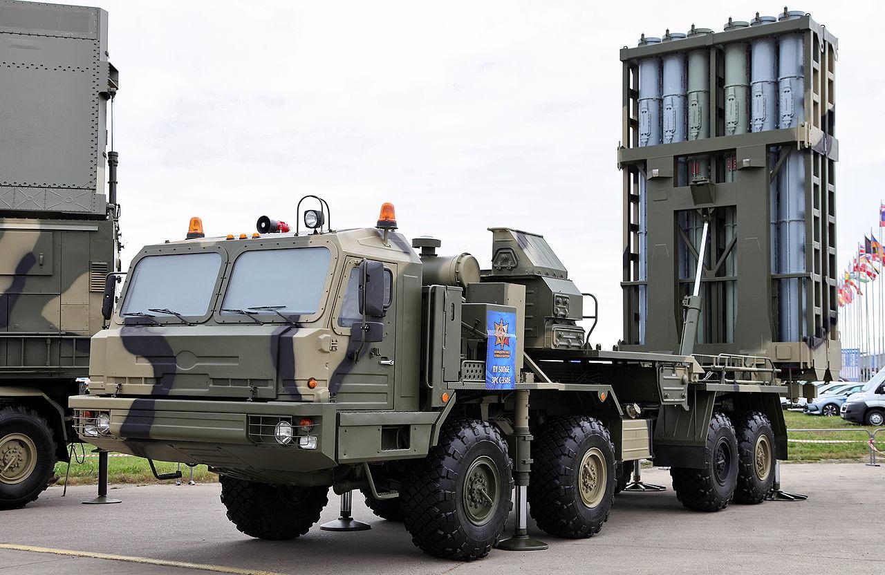 S-350E Vityaz