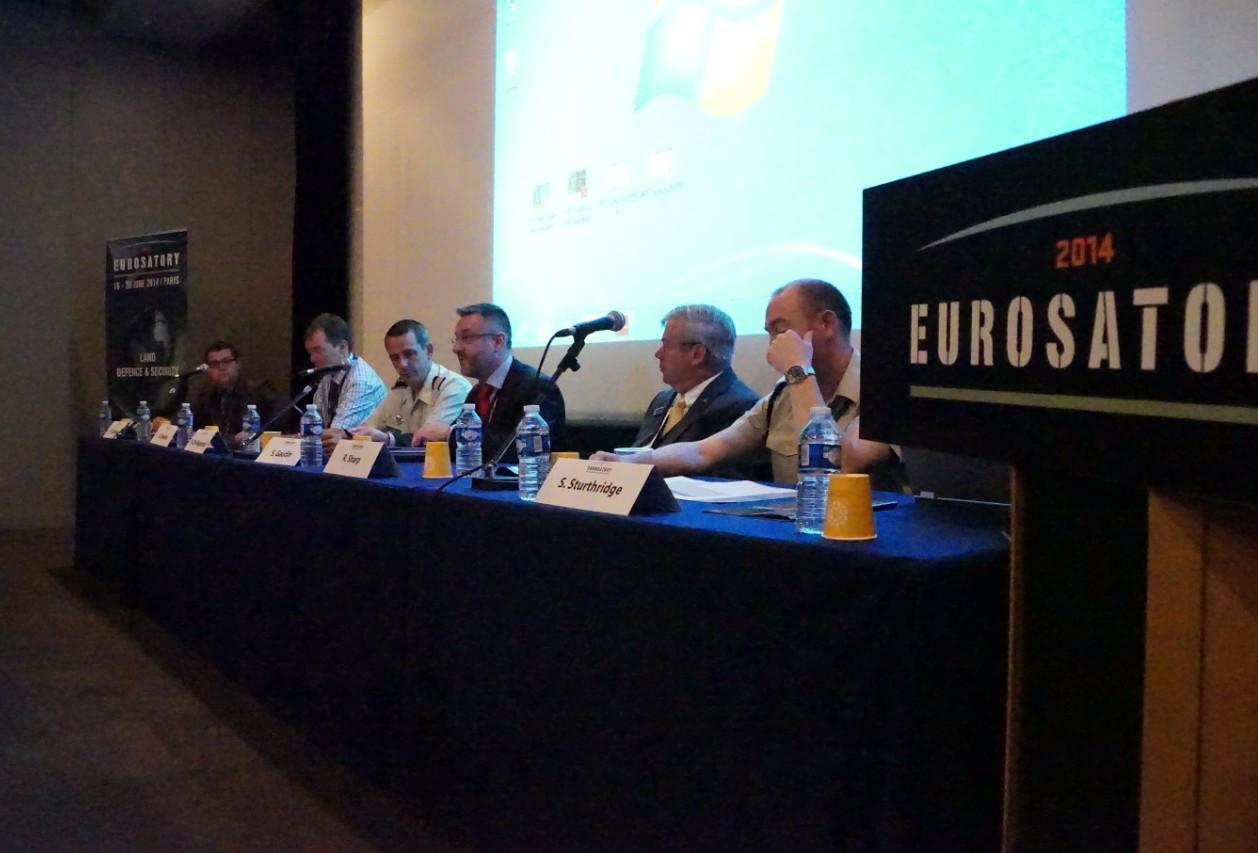 Eurosatory Conf