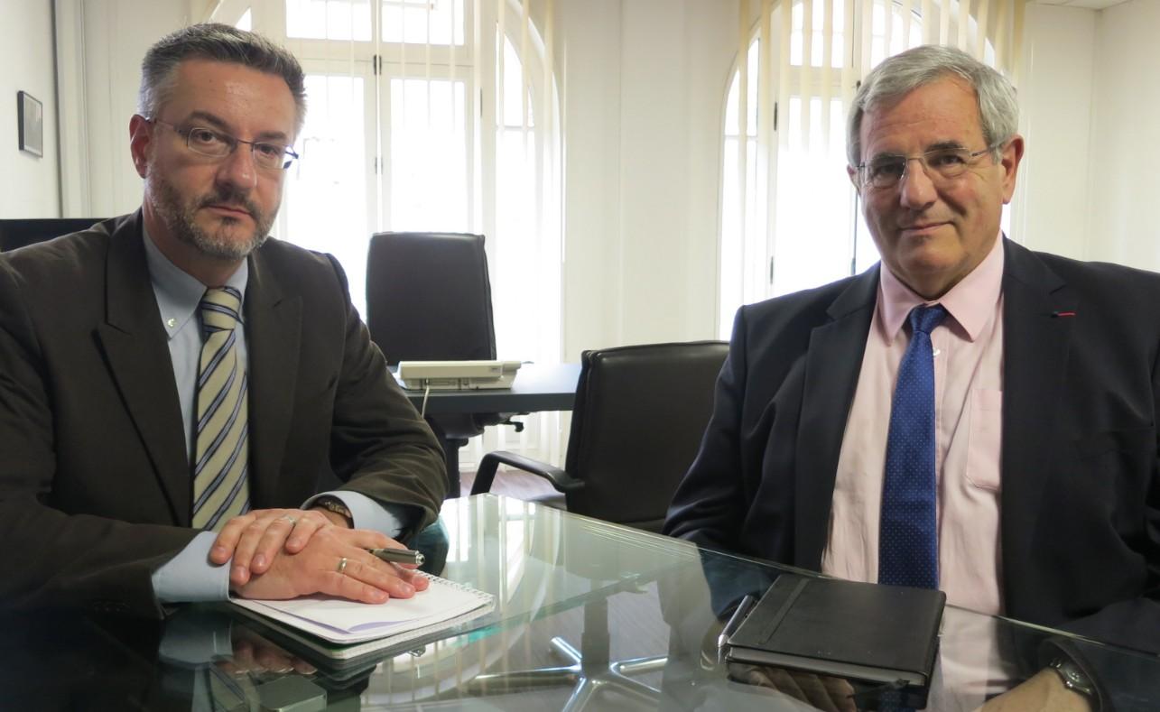 S Gaudin + JM Palagos