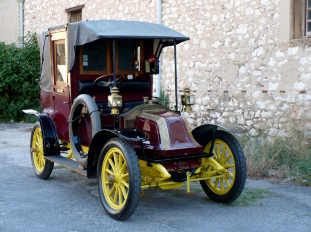 Taxi de M. Charles-Roger Tissier