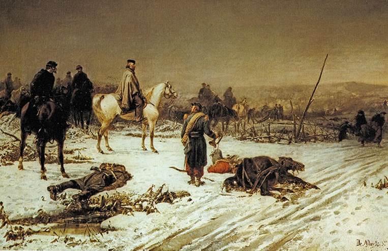 Bataille Dijon 1870