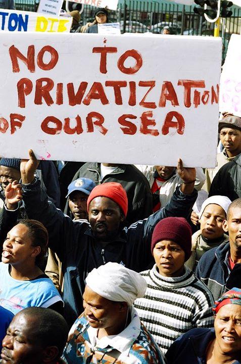 Privatization sea
