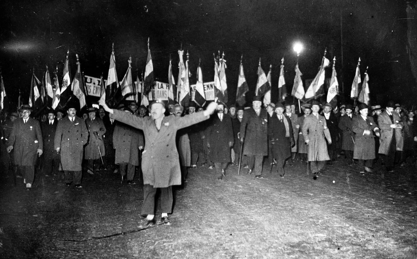 6 février 1934
