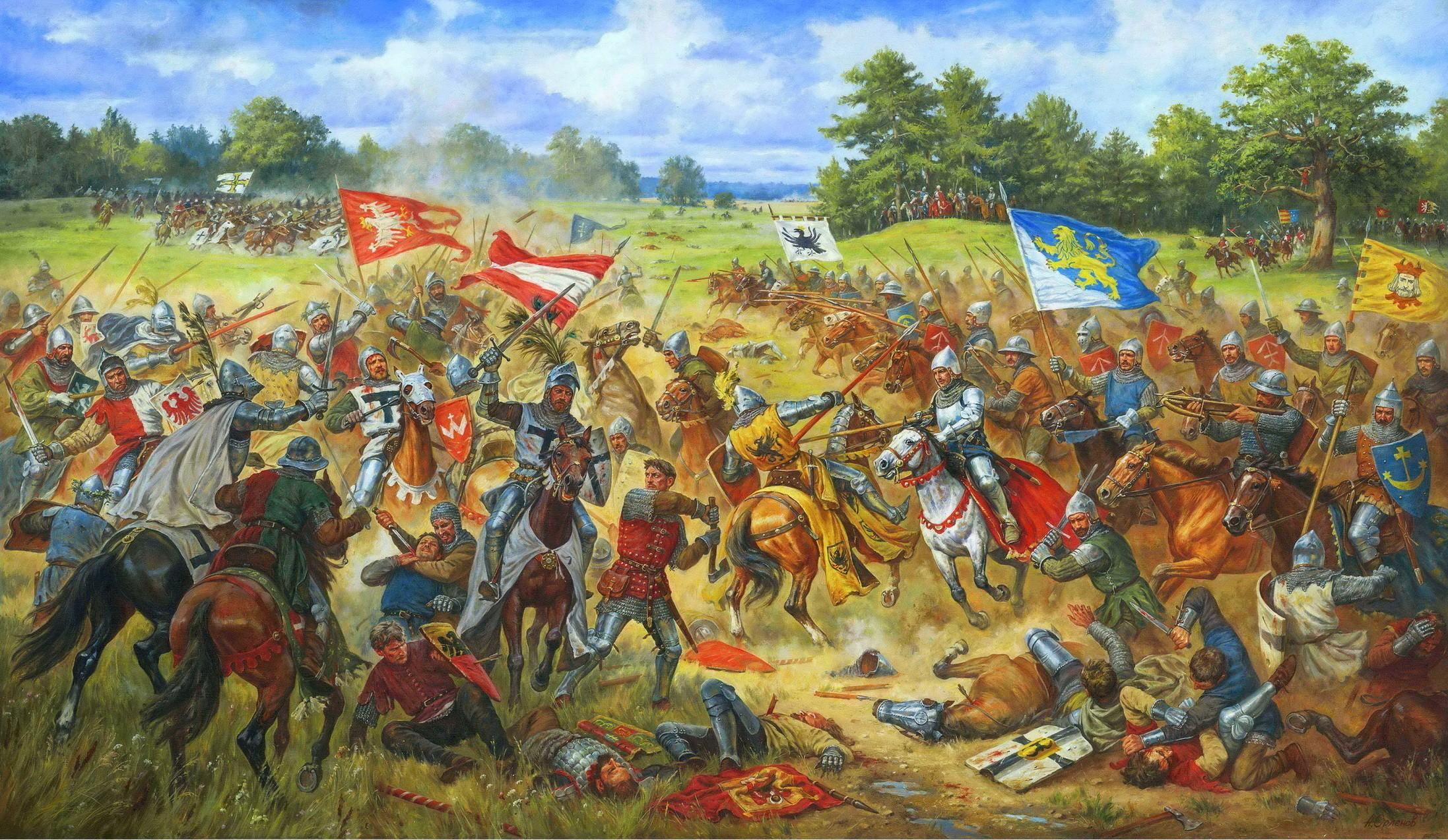 Bataille de Grunwald