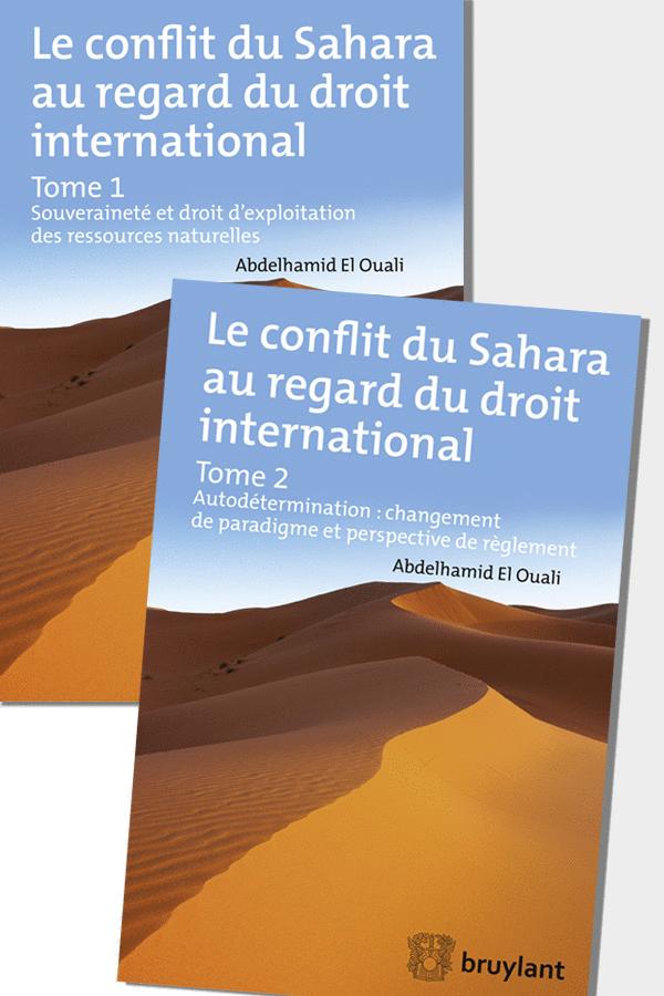 Conflit Sahara