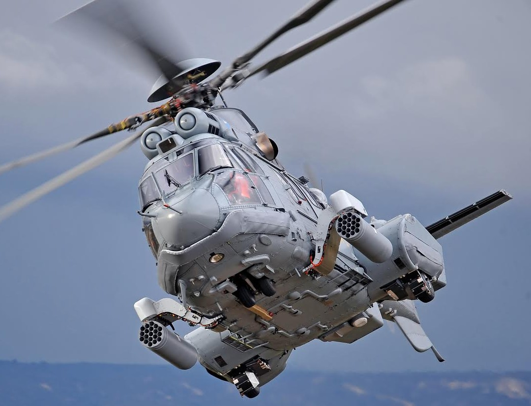 The Royal Thai Navy and Air Force acquire five EC645 T2 and