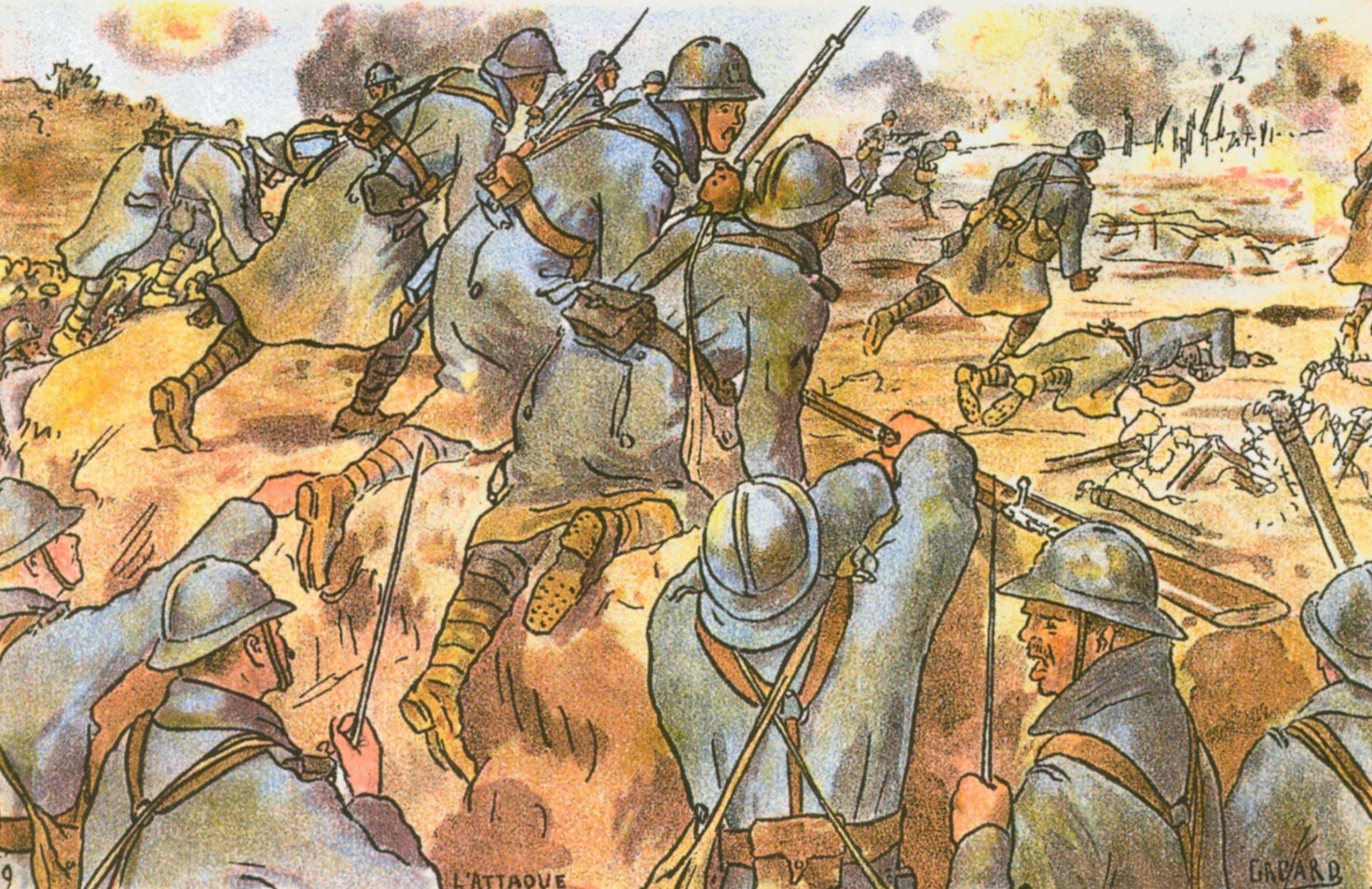 Colloque : Centenaire de la Première Guerre mondiale et ses conséquences