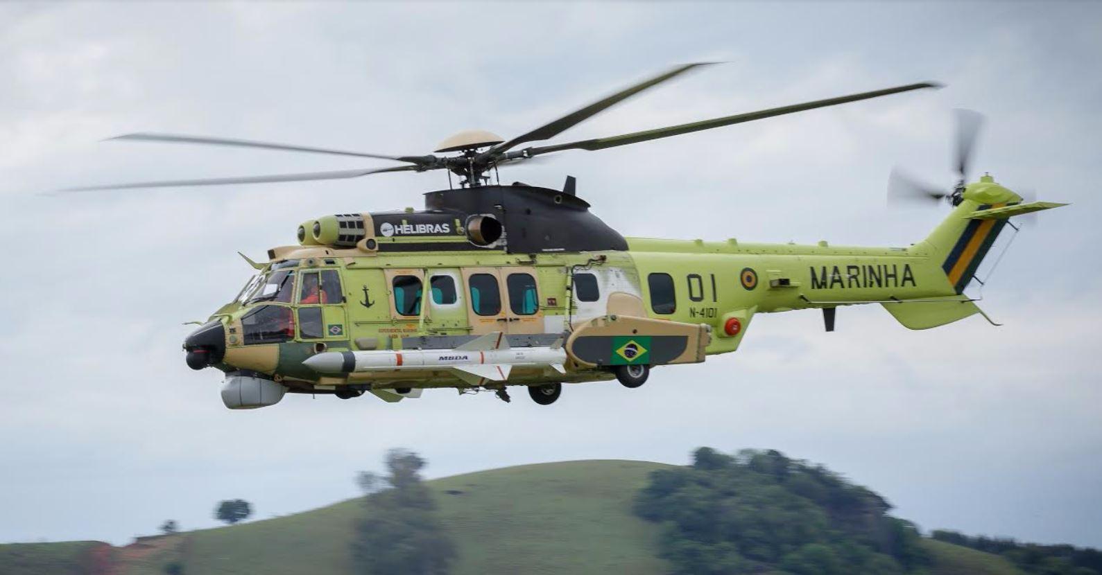 Resultado de imagen para H225M Super Cougar de Helibras.