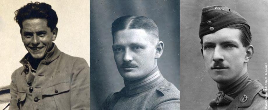 Trois pilotes, Une guerre – Récits personnels d'Européens en 14-18 (Exposition)
