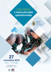 « L'interculturalité opérationnelle » @ Ecole militaire - Amphi FOCH