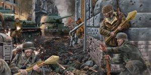 Berlin 1945 – illustration