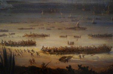 Pierre-Julien Gilbert - 1783-1860 débarquement sidi-ferruch 1830